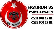 Erzurum Evden eve nakliyat  Logo